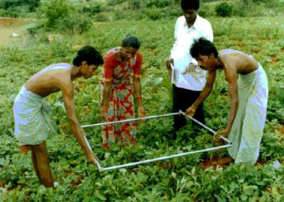 Developing Integrated Farming Systems (IFS) in KAWAD Watersheds (2002-05)